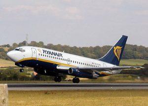 Ryanair utile netto