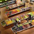 Sciopero lavoratori supermercato