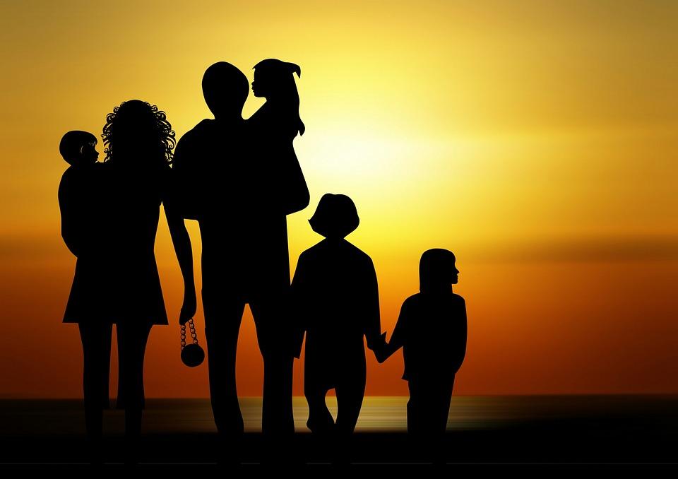 Piano famiglie