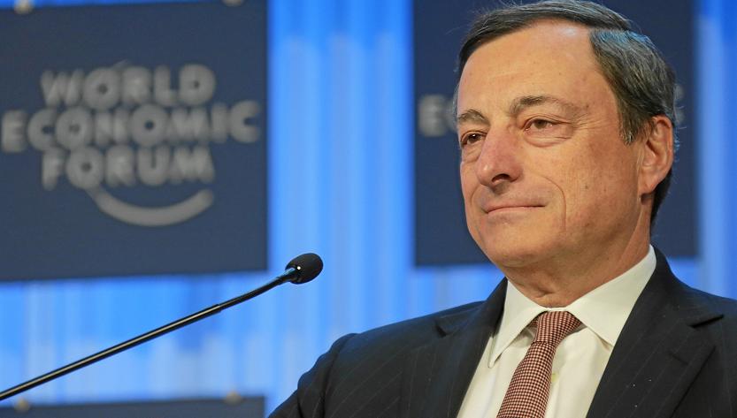 Economia, Bce: Draghi, il Quantitative easing andrà avanti fino a marzo 2017